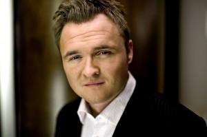 Dan Jørgensen har en grund til at trække et cool ansigt på. Han er parlamentets danske pressedarling. (foto: Dan Jørgensen)