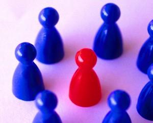 Morten Løkkegaard (V) og Dan Jørgensen (S) vil debatten i EU til en kamp mellem rødt og blåt hold. Det protesterer Morten Messerschmidt (DF) over.