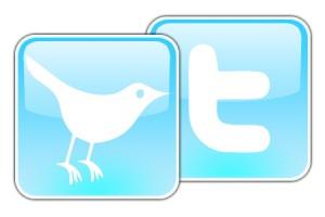 Twitter kan bruges til at sende mere eller mindre vigtige beskeder ud til folket. Foto: Twitter